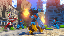 Transformers: Devastation Screenshot 6