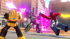Transformers: Devastation Screenshot 5