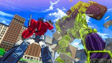 Transformers: Devastation Screenshot 8