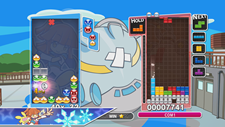 Puyopuyo Tetris Screenshot 1