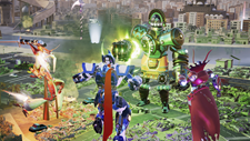 Override: Mech City Brawl Screenshot 6