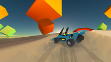 Jet Car Stunts Screenshot 8