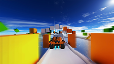 Jet Car Stunts Screenshot 7