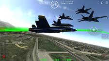 Blue Angels Aerobatic Flight Simulator Screenshot 6