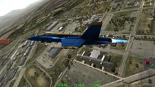 Blue Angels Aerobatic Flight Simulator Screenshot 4
