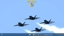 Blue Angels Aerobatic Flight Simulator Screenshot 8