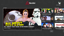 Nerdist Screenshot 2
