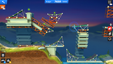 Bridge Constructor Stunts Screenshot 4
