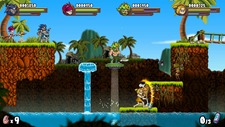 Caveman Warriors Screenshot 1