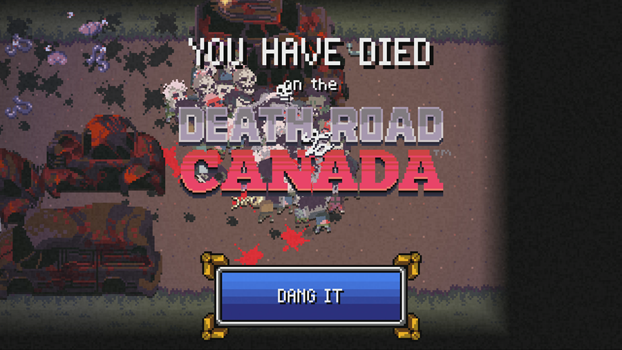 death road to canada news and achievements trueachievements. Black Bedroom Furniture Sets. Home Design Ideas