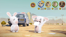 Rabbids Invasion: The Interactive TV Show Screenshot 1