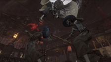 Afro Samurai 2: Revenge of Kuma Screenshot 1