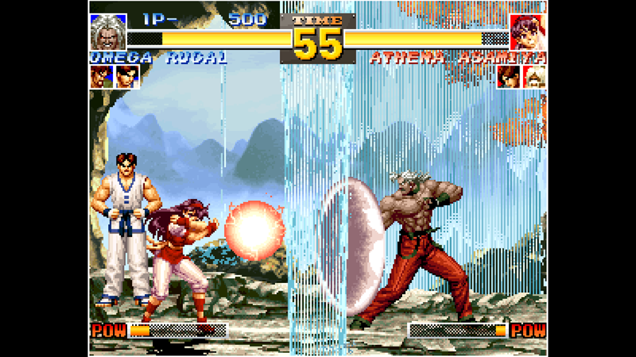 ACA NEOGEO THE KING OF FIGHTERS '95 News, Achievements