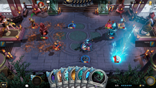 Hand of the Gods: SMITE Tactics Screenshot 3