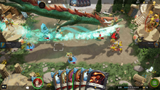 Hand of the Gods: SMITE Tactics Screenshot 4