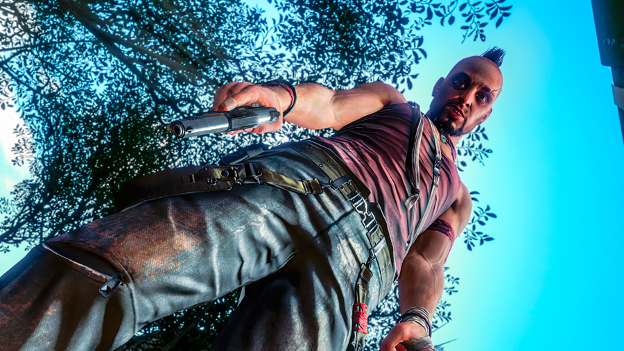 how to find far cry 3 classic edition