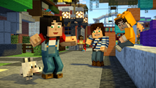 Minecraft: Story Mode - Season Two (Win 10) Screenshot 3
