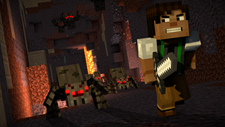 Minecraft: Story Mode - Season Two (Win 10) Screenshot 5