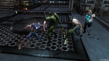 Marvel Ultimate Alliance Screenshot 4