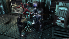 Marvel: Ultimate Alliance Screenshot 2