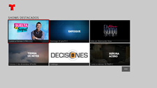 Telemundo Now Screenshot 2
