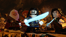 LEGO The Hobbit Screenshot 1