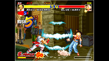 ACA NEOGEO REAL BOUT FATAL FURY Screenshot 1