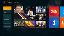 RTVE.es A la Carta Screenshot 2