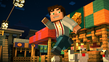 Minecraft: Story Mode - A Telltale Games Series (Win 10) Screenshot 7