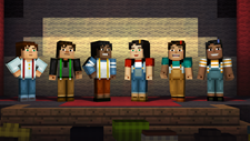 Minecraft: Story Mode - A Telltale Games Series (Win 10) Screenshot 5
