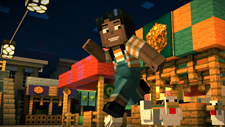 Minecraft: Story Mode - A Telltale Games Series (Win 10) Screenshot 1