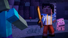 Minecraft: Story Mode - A Telltale Games Series (Win 10) Screenshot 2