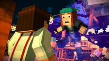 Minecraft: Story Mode - A Telltale Games Series (Win 10) Screenshot 4