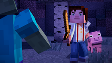 Minecraft: Story Mode - A Telltale Games Series (Win 10) Screenshot 3