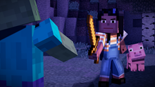 Minecraft: Story Mode - A Telltale Games Series (Win 10) Screenshot 6