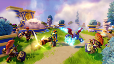 Skylanders SuperChargers Screenshot 8