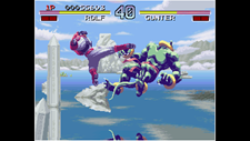 ACA NEOGEO GALAXY FIGHT: UNIVERSAL WARRIORS Screenshot 2
