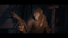 Planet of the Apes: Last Frontier Screenshot 5