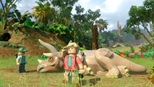 LEGO Jurassic World Screenshot 8