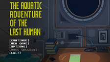 The Aquatic Adventure of the Last Human Screenshot 1