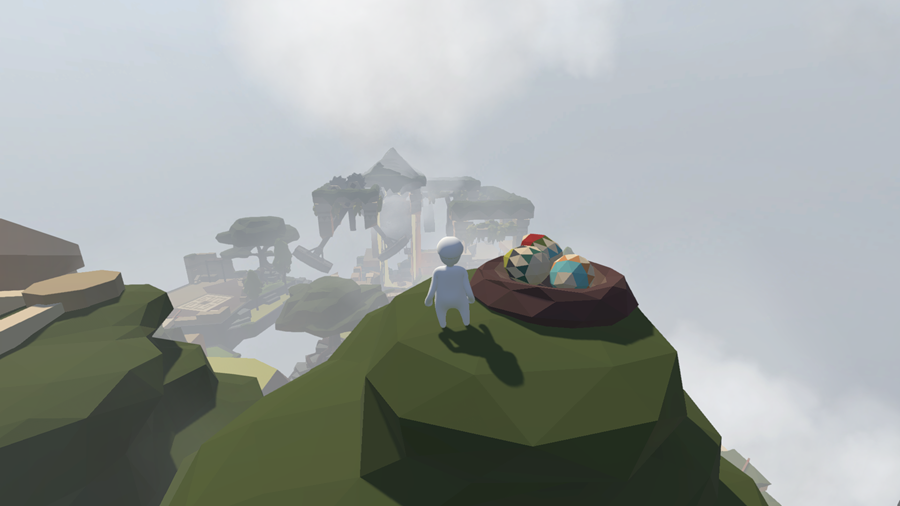 how to get the human fall flat