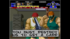 ACA NEOGEO THE SUPER SPY Screenshot 2
