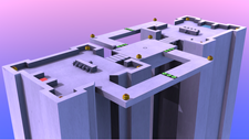 ClusterPuck 99 Screenshot 1
