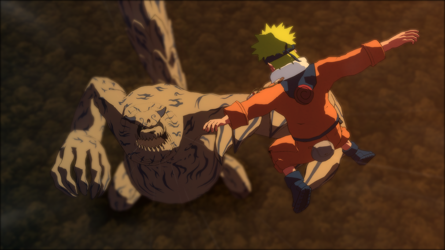 Naruto: Ultimate Ninja Storm News, Achievements, Screenshots and