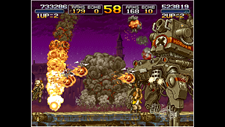 ACA NEOGEO METAL SLUG X Screenshot 1