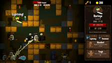 Vertical Drop Heroes HD Screenshot 3