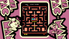 ARCADE GAME SERIES: Ms. Pac-Man Screenshot 2
