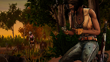 The Walking Dead: Michonne (Win 10) Screenshot 1