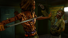 The Walking Dead: Michonne (Win 10) Screenshot 4
