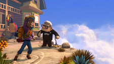 Rush: A Disney Pixar Adventure Screenshot 3